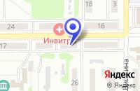 Схема проезда до компании ПТФ ЖДАНОВ О.А. в Прокопьевске