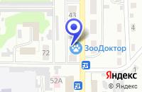 Схема проезда до компании МАГАЗИН АВТОЗАПЧАСТЕЙ ГАРАЕВ А.В. в Прокопьевске