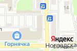 Схема проезда до компании Кузбасское кредитное агентство в Прокопьевске