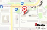 Схема проезда до компании Редакция газеты  в Прокопьевске