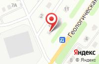 Схема проезда до компании Дизель-Трейд в Киселевске