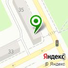 Местоположение компании АРХ-ПРОЕКТ