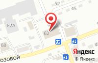 Схема проезда до компании Авторемонт в Прокопьевске
