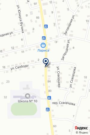 МАГАЗИН ПРОДУКТЫ на карте Прокопьевска