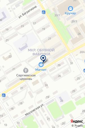 КНИЖНЫЙ МАГАЗИН ШЕРЕМЕТЬЕВА Н.А. на карте Прокопьевска
