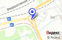 Схема проезда до компании МУП ЖИЛИЩНОЕ ХОЗЯЙСТВО в Прокопьевске