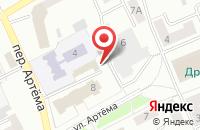 Схема проезда до компании Издательский дом  в Прокопьевске