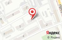 Схема проезда до компании Кузминки-Молоко в Кузьминских Отвержках