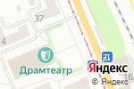 Схема проезда до компании ТАЛИСМАН в Прокопьевске