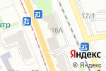 Схема проезда до компании МегаФон в Прокопьевске