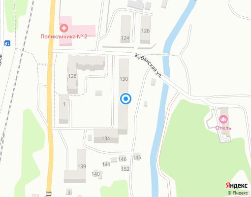 Товарищество собственников жилья «ТСЖ №3» на карте Прокопьевска
