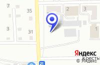 Схема проезда до компании ПТФ КРЕПЬ в Прокопьевске