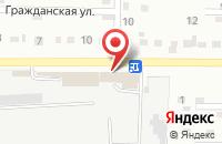 Схема проезда до компании Подшипниковый Завод Малых Серий в Прокопьевске
