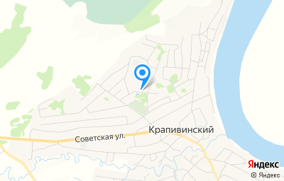 Местоположение на карте пункта техосмотра по адресу Кемеровская область - Кузбасс, пгт Крапивинский, ул 60 лет Октября, д 1, пом 1