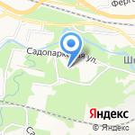 Детский сад №24 на карте Новокузнецка