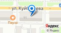 Компания Столярная мастерская на карте