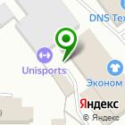 Местоположение компании Автосервис на Крытом рынке