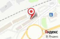 Схема проезда до компании Бвк-Кузбасс в Новокузнецке