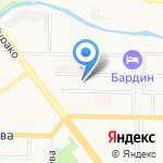 ЭконоМ на карте Новокузнецка