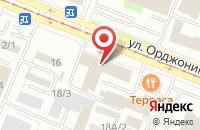 Схема проезда до компании Автомир Нк в Новокузнецке