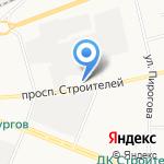 Ситирент-НК на карте Новокузнецка