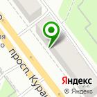 Местоположение компании ТЕНРОСИБ-центр технического обслуживания