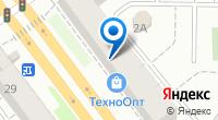 Компания Паркет Холл на карте