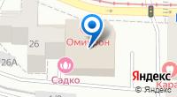 Компания ТехноМаркет на карте