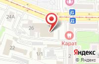 Схема проезда до компании Агентство Деловых Коммуникаций «Новоком» в Новокузнецке