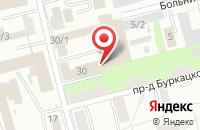 Схема проезда до компании Цтм Арготели в Новокузнецке
