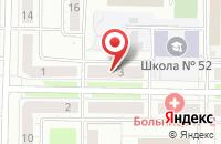 Схема проезда до компании Медиа-Пресс в Новокузнецке