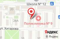 Схема проезда до компании Сибирский Издательский Дом в Новокузнецке