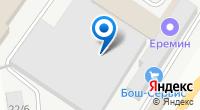 Компания НЕКО на карте