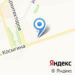 Муниципальная информационно-библиотечная система г. Новокузнецка на карте Новокузнецка