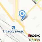 Tele2 на карте Новокузнецка