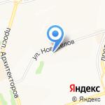 Авангард-Спецодежда НК на карте Новокузнецка