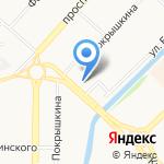 Ностальжи на карте Новокузнецка