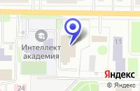 Схема проезда до компании НОВОКУЗНЕЦКИЙ МУНИЦАЛЬНЫЙ БАНК в Новокузнецке