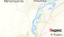 Гостиницы города Бедарево на карте