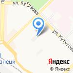 Автопомощь и Эвакуатор на карте Новокузнецка