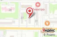 Схема проезда до компании Научно-производственное предприятие - рециклинг в Новокузнецке