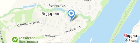 СпецСтройРесурс-НК на карте Бедарево