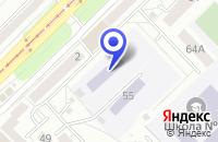 Схема проезда до компании ДЕТСКИЙ САД КОМБИНИРОВАННОГО ВИДА БУРАТИНО в Новокузнецке