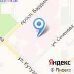 Центр эстетической медицины на карте Новокузнецка