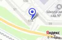 Схема проезда до компании ДЕТСКО-ЮНОШЕСКИЙ КЛУБ ФИЗИЧЕСКОЙ ПОДГОТОВКИ №4 в Новокузнецке
