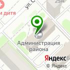 Местоположение компании Информационно-методический центр Новокузнецкого муниципального района Кемеровской области