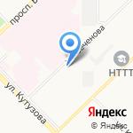 IT pro на карте Новокузнецка