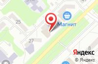 Схема проезда до компании Факториал Новокузнецк в Новокузнецке