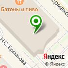 Местоположение компании Новокузнецкий учебный центр-НК
