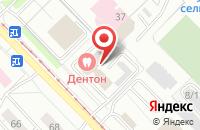 Схема проезда до компании Интеграл-Нк в Новокузнецке